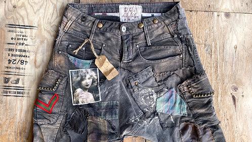 Marithe Francois Girbaud,Wrangler denim trousers, Size 38x32