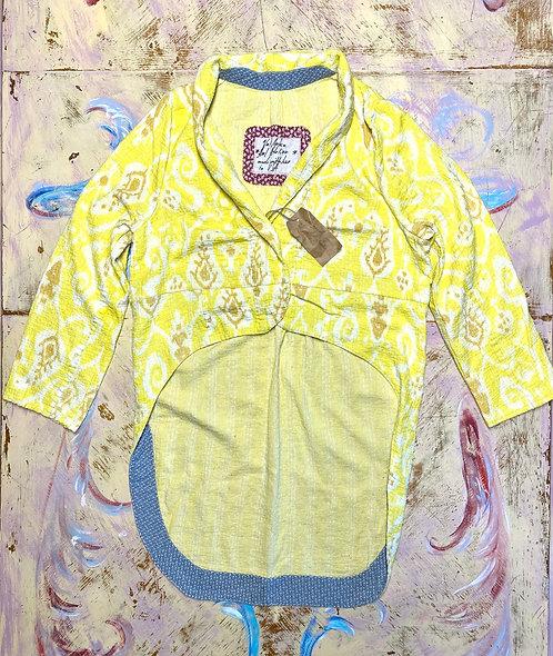 """Cotton Camisole """"Lemon Dawn"""" size L"""