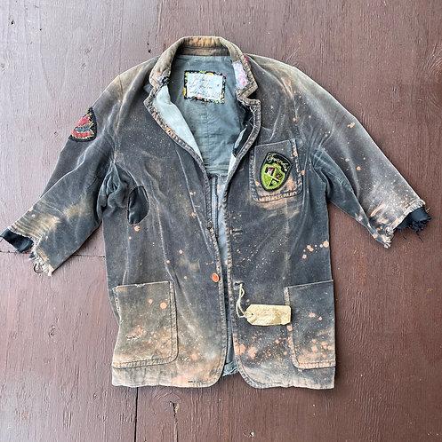"""Artistic Velor Jacket """"Tenderness"""" size  42-44"""