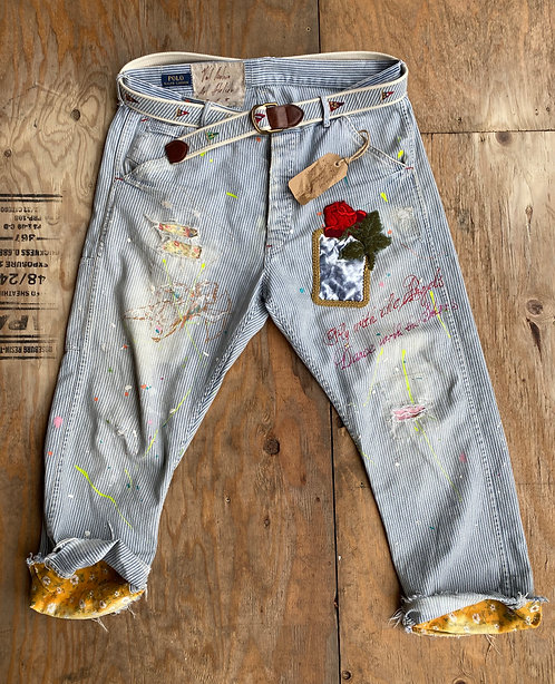 Ralph Lauren Jeans Men's 40x32 Custom