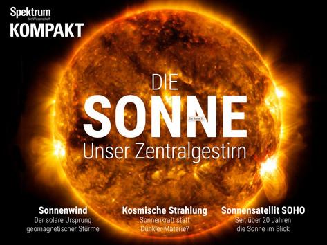 Die Sonne - unser Zentralgestirn