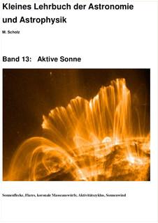 Band 13: Aktive Sonne