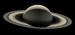 Saturn (by Cassini)