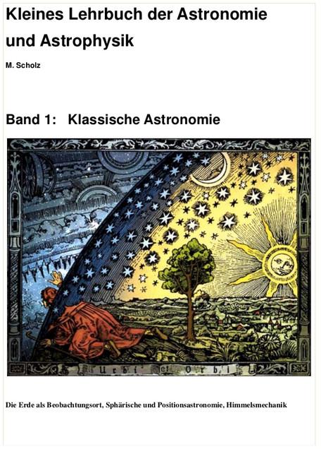 Band 1: Klassische Astronomie