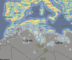 Lightpollution Map