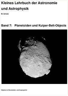 Band 7: Planetoiden und Kuiper-Belt-Objects