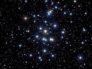 Beobachtungstipp: Messier 44-Beehive-Cluster-Praesepe
