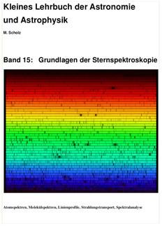 Band 15: Grundlagen der Sternspektroskopie