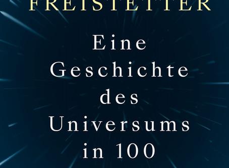 Neues Buch in der Astronomie-Bibliothek
