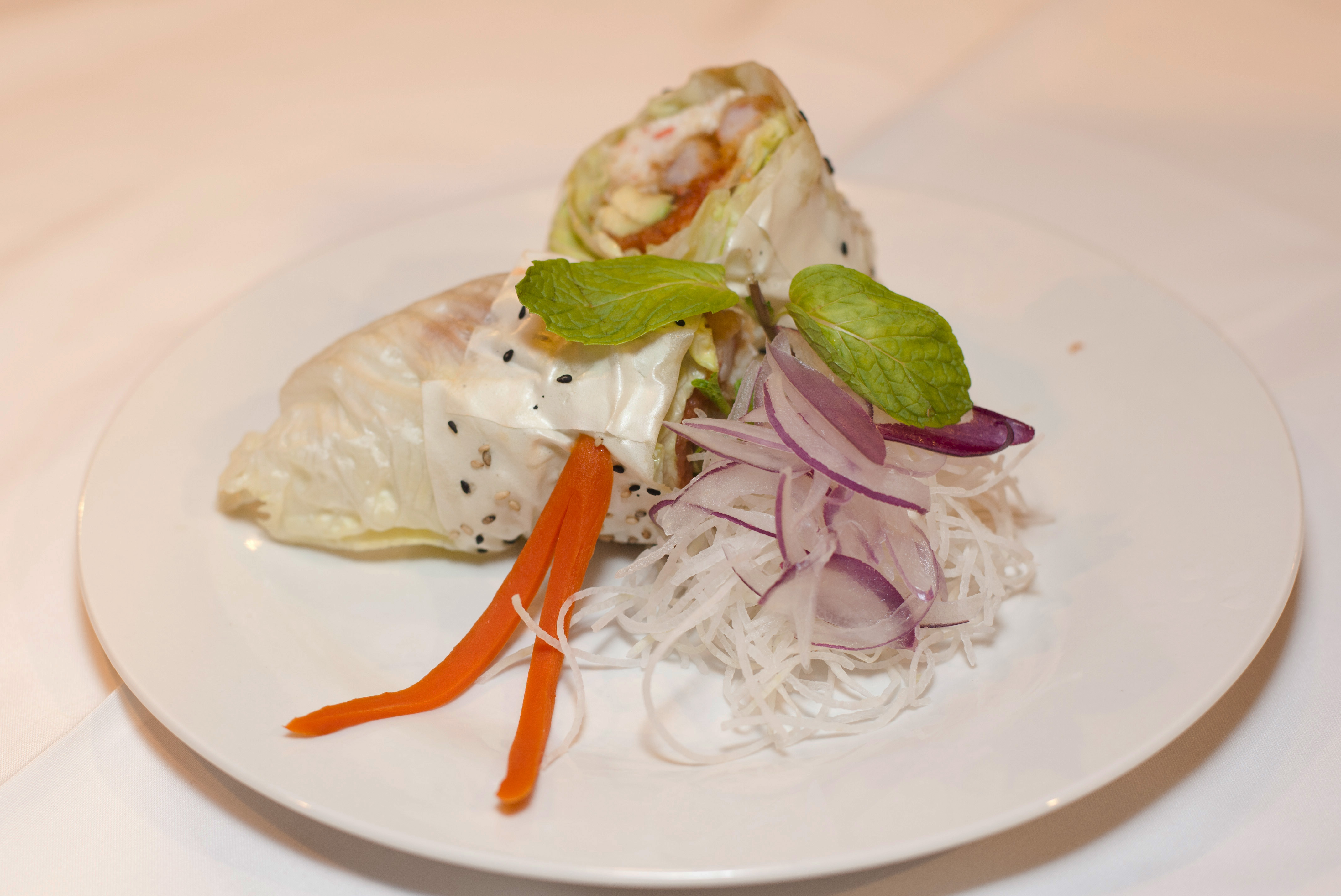 Love Lettuce Roll