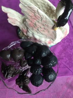 chocolates black beauty