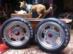 fox on nwheels