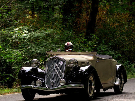 Welcome to FOUND Motorcars BLOG
