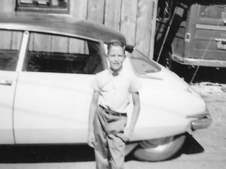 1956 DS19 #4086