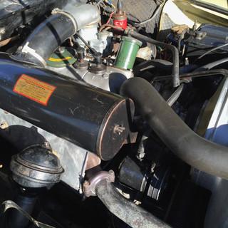 1960 Citroen DS19 USA Export