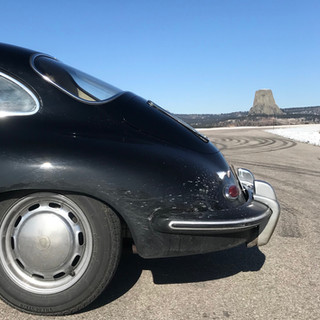 1965 356C FOUND Motorcars