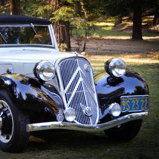 1939 Traction Avant Roadster