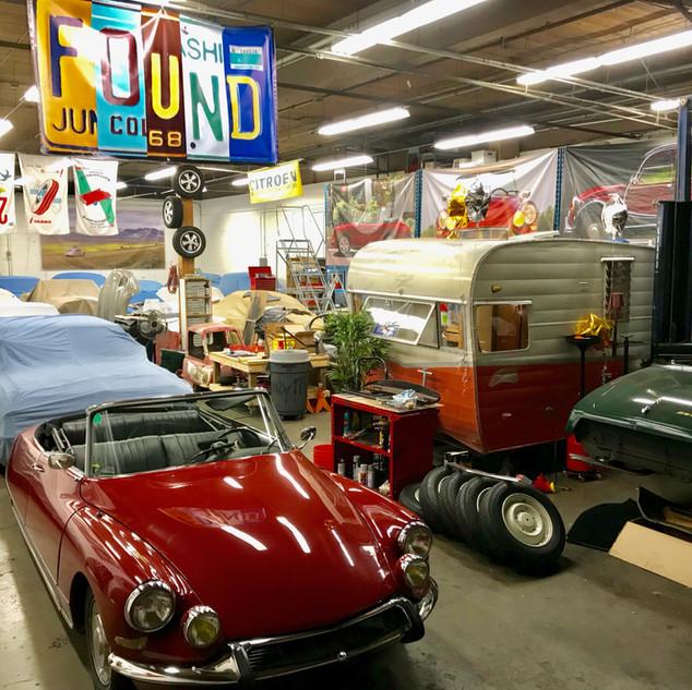 1966 Citroern DS21 Chapron convertible
