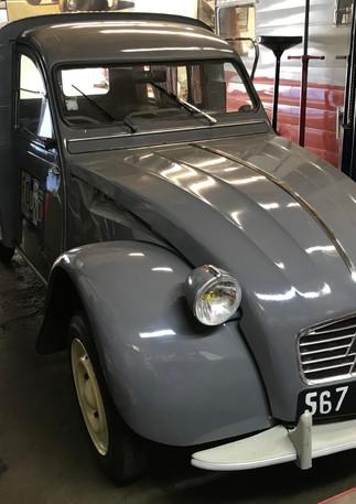 1961 2CV AZU GlacAuto