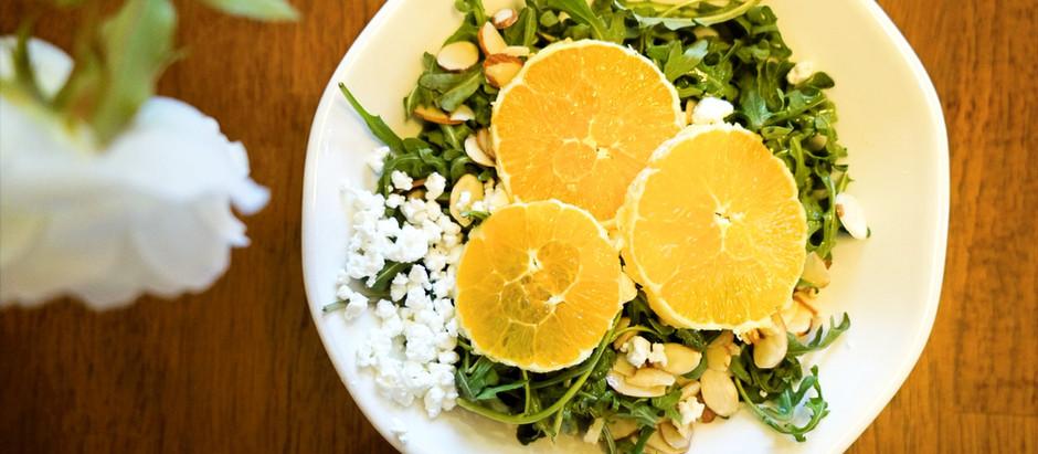 Citrus Market Salad Recipe