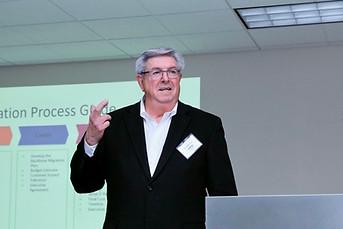 7X24 Del Val Chapter Keynote Speaker Ross Warrington, Regional Vice President of Operations from vXchnge
