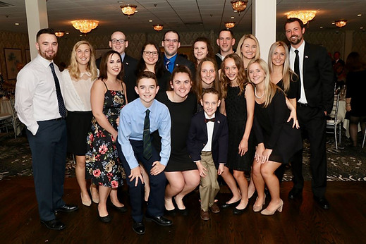 Funeral Reception Legacy Photos at Springfield Country Club