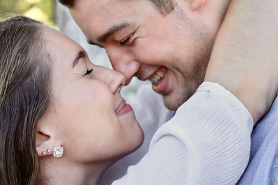 Patrick and Patrice Flynn's Engagement Photo