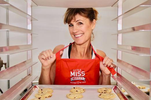 Karen Moffitt, Owner of Little Miss Moffitt Bakery