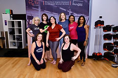 The Clients of POP FIT Studio