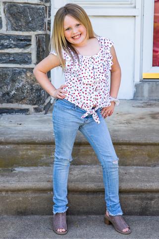 The Little Rocker, Ellie Zeller