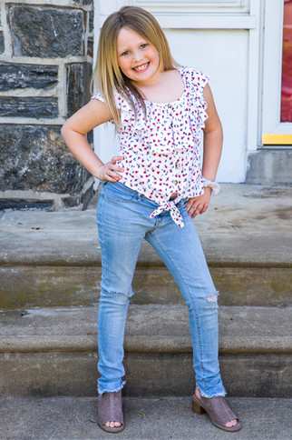 The Little Rocker Ellie Zeller