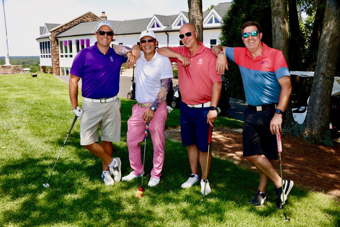 7X24 DelVal Chapter Annual Golf Outing at TRUMP NATIONAL