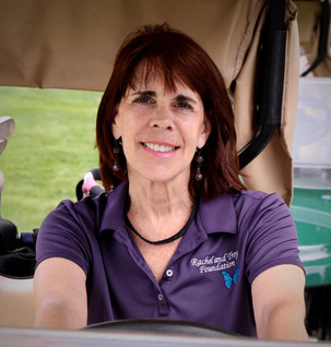 Judge Kelly Wall from Montgomery County at the Rachael and Troy Foundation Golf Outing