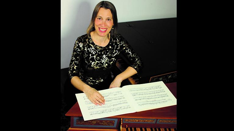 Harpsichord, Rebecca Pechefsky - Extended