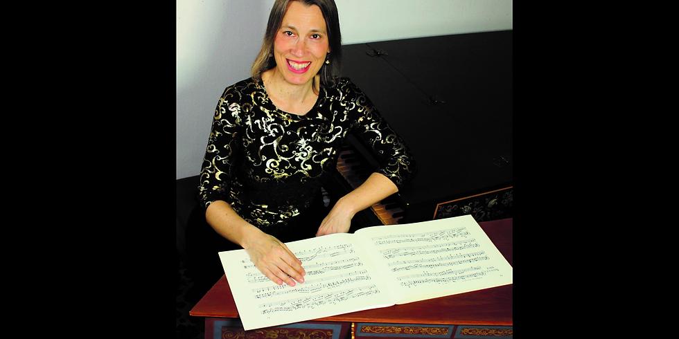 Harpsichord, Rebecca Pechefsky