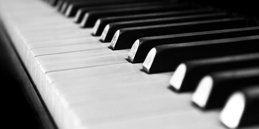 A Keyboard Festival - 3 Performance Series