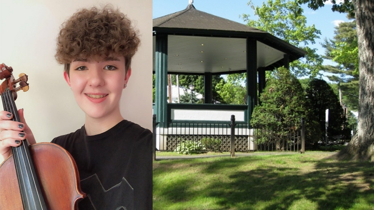 Music at the Gazebo Series - Hope Chernesky (fiddle, guitar and vocals)