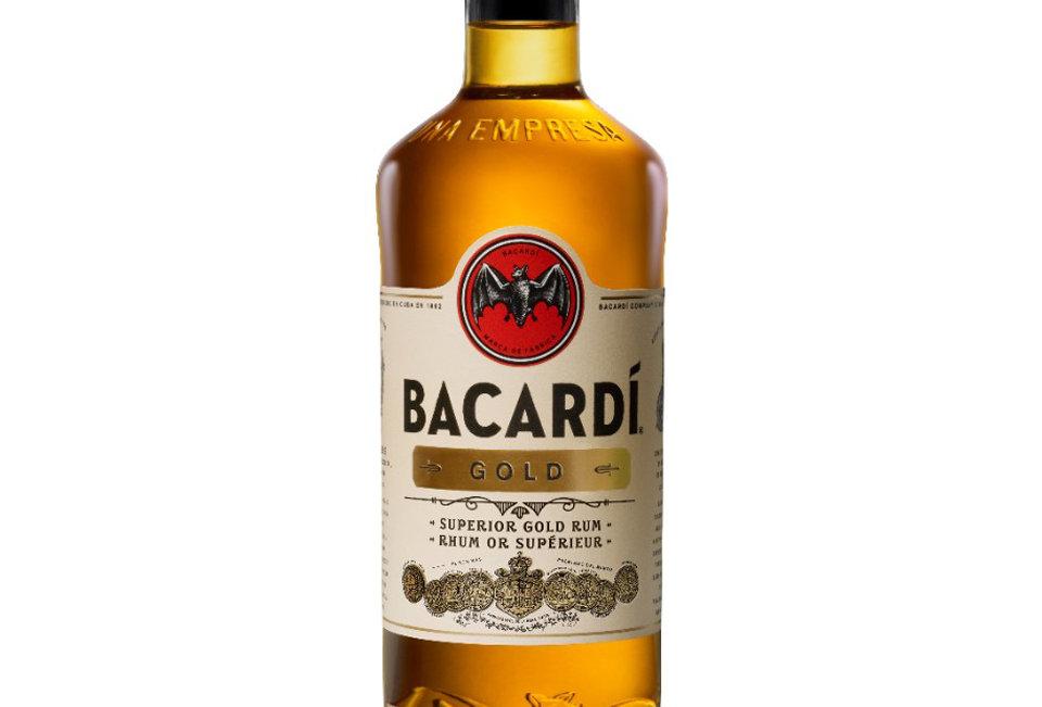 Bacardi Oro 750cc