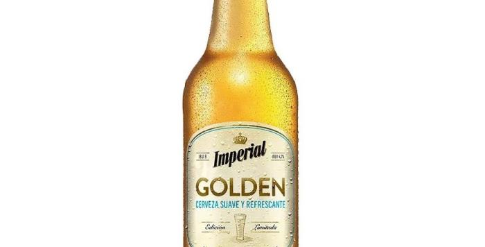 Imperial Golden Retornable 1L - Cajón x 12un