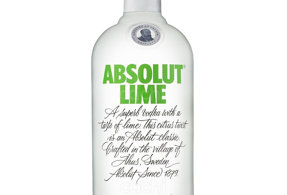 Absolut Lime 750cc