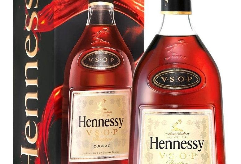 Cognac Hennessy V-SOP Estuche 700cc