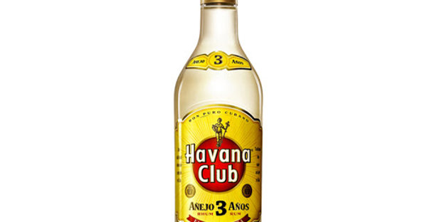 Havana Club 3 Años 750cc