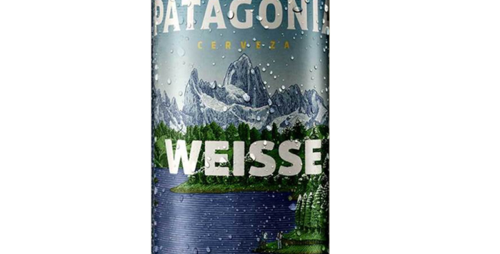 Patagonia Weisse 473 - Pack x 24un