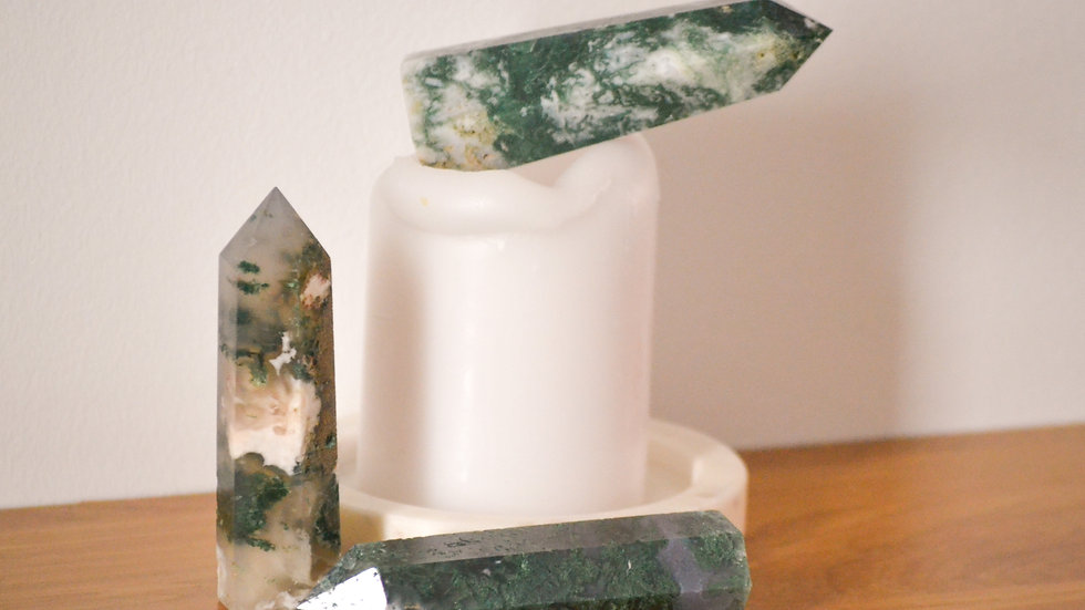 Tree Agate Tower