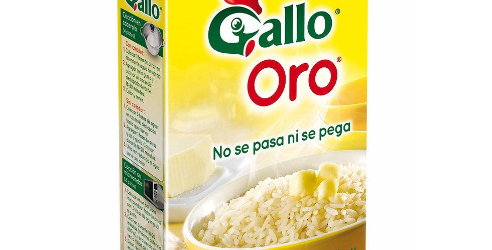 Arroz Gallo Oro 1Kg