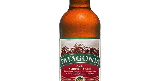 Patagonia Amber 740cc - Caja x 6un