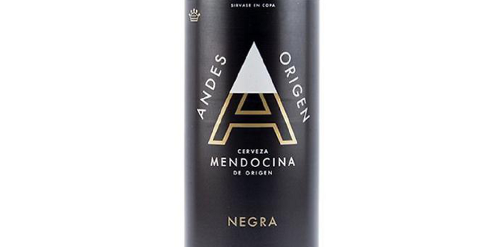 Andes Negra 473cc - Pack x 24un