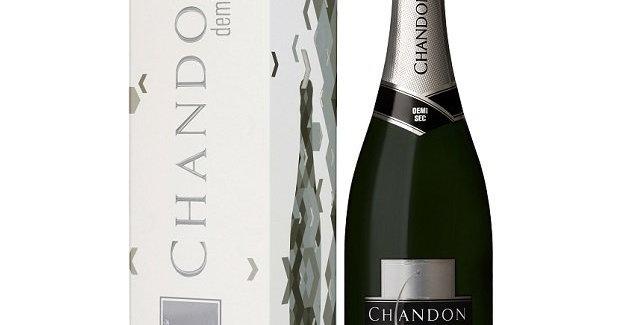 Chandon Demi Sec - 750cc + Estuche