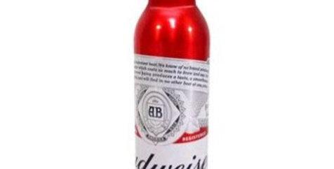 Budweiser Aluminio Edición Limitada 473cc - Caja x 24un