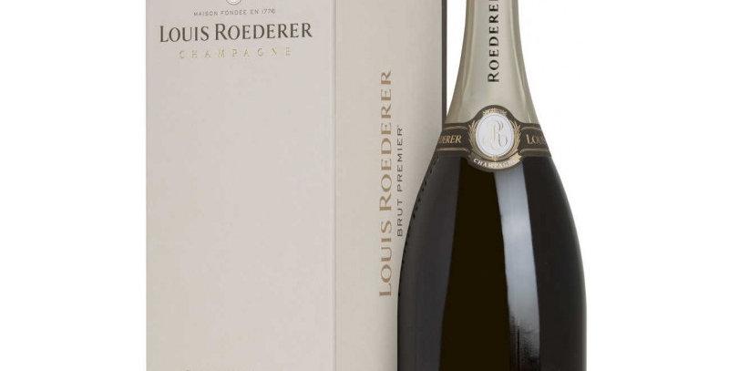Louis Roederer Brut Premier Francés - 750cc + Estuche